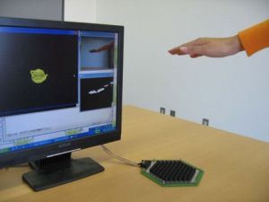 touchable holography